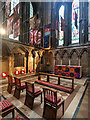 SO8554 : Worcester Cathedral, St George's Chapel by David Dixon
