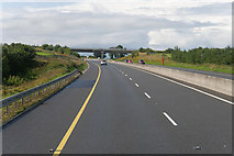 S0683 : Westbound M7, County Offaly by David Dixon