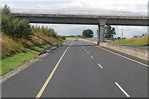 S0683 : Bridge over the M7 near Dunkerrin by David Dixon
