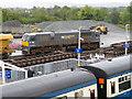 R8638 : 071 diesel locomotive at Limerick Junction by Gareth James