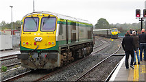 W5598 : 201 class locomotives in Mallow by Gareth James