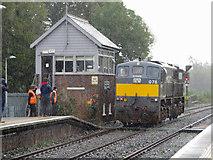 W5598 : 071 class locomotive in Mallow by Gareth James
