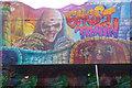 SK5641 : Ghost train - Goose Fair by Stephen McKay