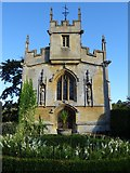 SP0327 : St Mary's Chapel, Sudeley by Philip Halling