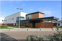 NS3141 : Woodland View, Ayrshire Central Hospital Irvine by Billy McCrorie