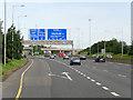 O0930 : M50 at Junction 9 by David Dixon