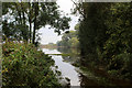 SE5638 : Flooded Footpath to Wharfe's Mouth by Chris Heaton