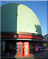 TQ2882 : Dome & Phones by Des Blenkinsopp