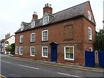 SK5815 : 4 Loughborough Road, Mountsorrel by Richard Law