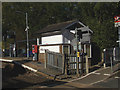 TL7818 : Former White Notley Signal Box by Adrian Cable