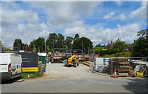SO9621 : New housing development off Cudnall Street, Charlton Kings, Cheltenham by JThomas