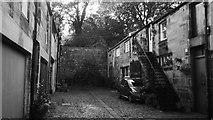 NT2674 : Royal Terrace Mews by Richard Webb