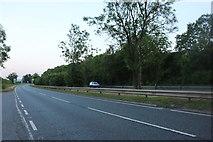 TL0739 : Deadman's Hill, Clophill by David Howard