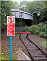 ST1480 : Western end of the Coryton Line, Cardiff by Jaggery