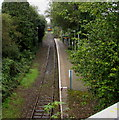 ST1480 : Coryton railway station, Cardiff by Jaggery