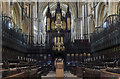 SK9771 : Lincoln Cathedral, St Hugh's choir by Julian P Guffogg