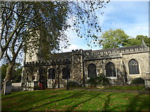 TQ3581 : St Dunstan's Church, Stepney by Marathon