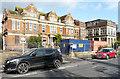 TR2236 : Royal Victoria Hospital, Radnor Park Avenue by John Baker
