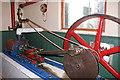 SN2949 : Internal Fire Museum of Power - horizontal steam engine by Chris Allen
