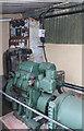 SN2949 : Internal Fire Museum of Power - Lister generating set by Chris Allen