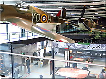 TQ0683 : The Battle of Britain Bunker Exhibition and Visitor Centre, Uxbridge by Andrew Curtis