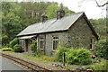 SH6441 : Station Master's house at Tan-y-Bwlch by Richard Hoare