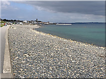 SW4629 : Seafront north of Newlyn by John Allan
