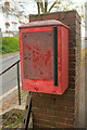 SX9066 : Drop box, Barton Hill Road, Torquay by Derek Harper