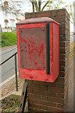 SX9066 : Drop box, Barton Hill Road, Torquay by Derek Harper