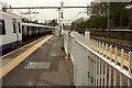 TQ4185 : Manor Park Station by Derek Harper