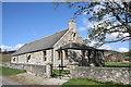 NJ3716 : Village hall, Belnacraig (Glen Buchat) by Bill Harrison