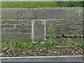 SE1032 : Pinch Beck bridge - detail by Stephen Craven