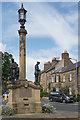 NU1913 : Alnwick War Memorial by Ian Capper