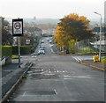 NS5362 : Looking down Langton Road by Richard Sutcliffe