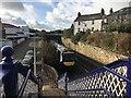 NT2686 : Class 170 Turbostar diesel multiple unit departing Kinghorn railway station by Graham Hogg