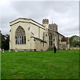 TL3852 : Harlton: parish church of the Assumption of the Blessed Virgin Mary by John Sutton