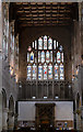 SO7745 : Great Malvern Priory: the west end by Bob Harvey