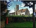 SK7474 : St Nicholas's Church, Askham by Neil Theasby