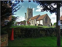 SK7474 : St Nicholas's Church, Askham by Neil Theasby