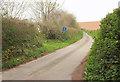 SX7758 : Lane to Belsford by Derek Harper