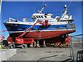 O2839 : Boat Repair by kevin higgins