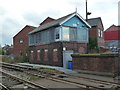 SE7423 : Signal box - Goole by Chris Allen
