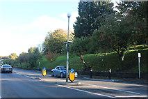 TQ7567 : New Road, Chatham by David Howard