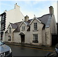 SH7877 : Grade II (Star) Listed number 11 Castle Street, Conwy by Jaggery