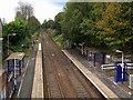 SD5003 : Upholland Railway Station by David Dixon