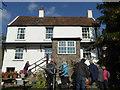 ST6674 : Newcomen engine house, Siston Common by Chris Allen