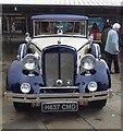 SJ9494 : Cowley Motor Co Wedding Car H637 CMD (front) by Gerald England