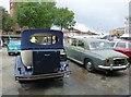 SJ9494 : Cowley Motor Co Wedding Car H637 CMD (rear) by Gerald England