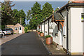 NU1337 : Ross Farm Cottages by Ian Capper