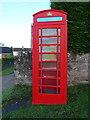 SO6000 : K6 telephone box on Main Road, Alvington by JThomas